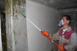 Гидроизоляция внутренних стен