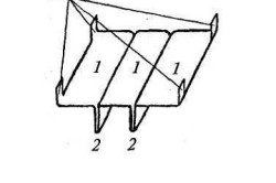 Схема насадки для утюга