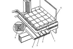 Схема гидроизоляции санузла по деревянному перекрытию