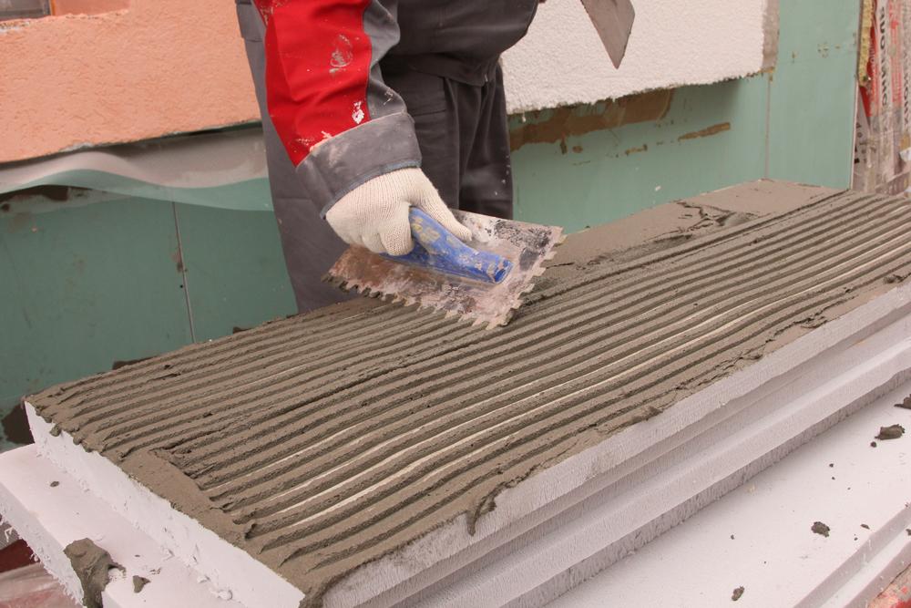 Клея какой нужен слой плиточного