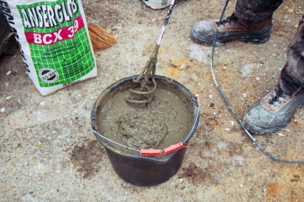 Жидкая гидроизоляция мастика бассейн