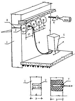 На расход гидроизоляцию материалов